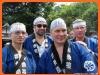 Мы- первые иностранцы, кого пригласили участвовать в Национальном празднике,посвященном Духу Божественного Камня