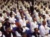 Первый день Тайкай -2009. Чинкон Гё-медитация
