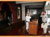 Ген. Секретарь ВОСК вручает Толику Лукутину сертификат о присвоении 3 Дана
